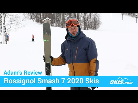 Video: Rossignol Smash 7 Skis 2020 1 50