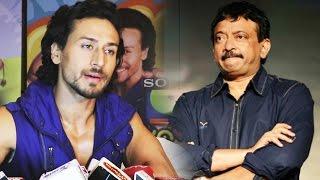 Tiger Shroff FINALLY Reacts To Ram Gopal Varma Calling Him TRANSGENDER