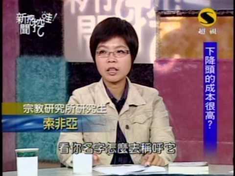 新聞挖挖哇:降頭奇聞(1/8) 20091217