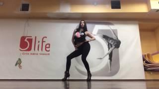 Смотреть онлайн Какую разминку нужно делать перед уроком танцам гоу гоу