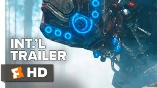 Kill Command Official International Trailer 1 2016  Vanessa Kirby Thure Lindhardt Movie HD