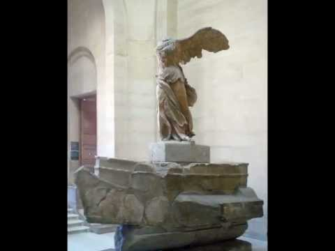 fd0b268998be8 Winged Victory (Nike) of Samothrace