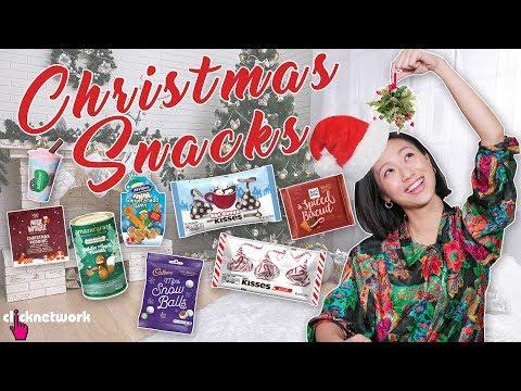 Christmas Snacks - Tried and Tested: EP167