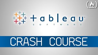 Tableau for Data Science and Data Visualization - Crash Course Tutorial