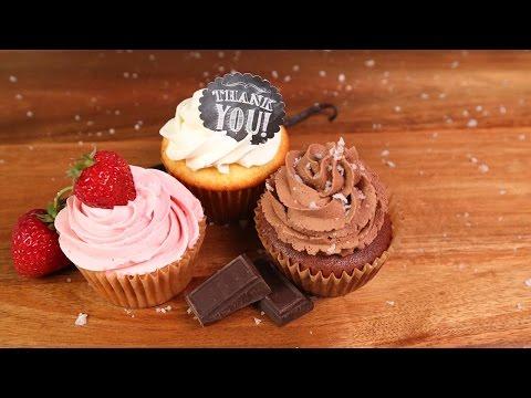 3 Delicious Cupcakes & 500K Celebration!!!