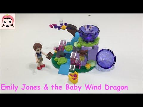 Vidéo LEGO Elves 41171 : Emily Jones et le bébé dragon