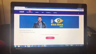 Big boss 11 voting tips from multiple ids, no log out option on voot web page