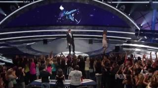 Leona Lewis   Bleeding Love (Live @ American Idol)