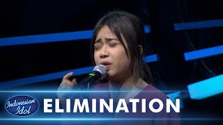 BIANCA JODIE   JEALOUS (Labrinth)   ELIMINATION 3   Indonesian Idol 2018