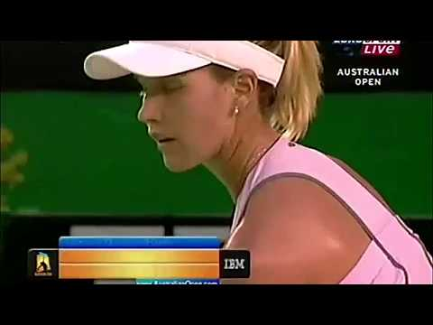 Maria Sharapova vs Ashley Harkleroad 2006 AO Highlights