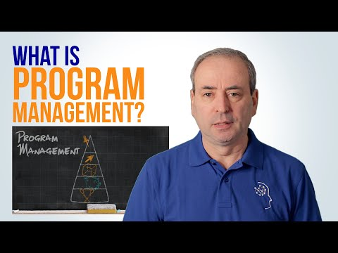 What is Program Management? - YouTube