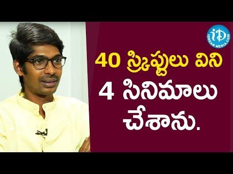 Heard 40 Scripts But Done Only 4 Movies - Comedian Dhanraj | Anchor Komali Tho Kaburlu