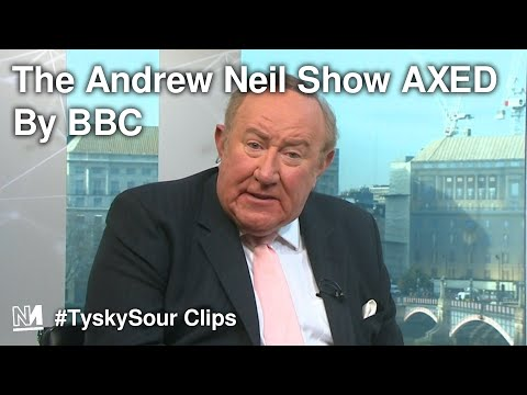 BBC Cut The Andrew Neil Show And Hundreds Of Jobs