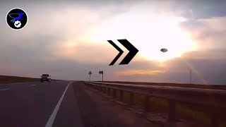 A lot of UFOs were caught in the Air show over Blaine, Minnesota June 3, 2018