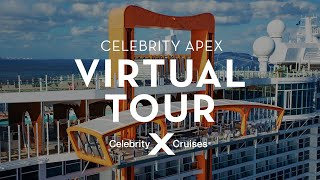 Celebrity Apex: Virtual Tour
