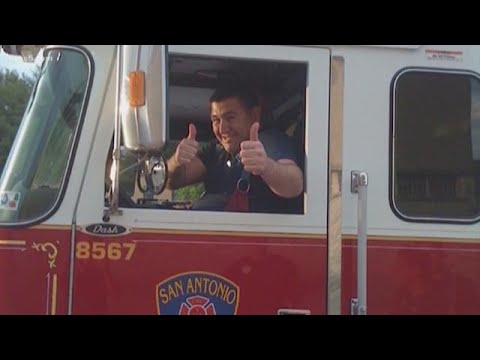 Remembering Greg Garza: Volunteers honor firefighter who died in the line of duty