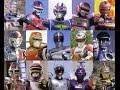 Metal Heroes Henshin (1982-1996)