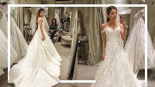 WEDDING DRESS SHOPPING: My First Time | Amelia Liana