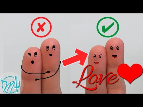 11 признаков влюбленности мужчины