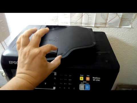 Kauftipp!!! Bester Drucker : EPSON WF-2760 Test Drucker Vergleich