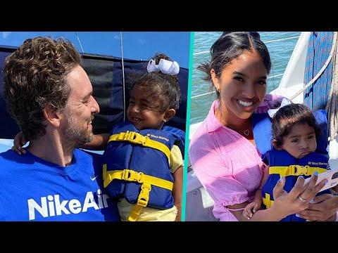 Vanessa Bryant & Daughters Sail With Kobe's Teammate Pau Gasol