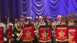 Образцово-показательный оркестр Вооружённых Сил Республики Беларусь.