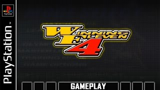 World Soccer Winning Eleven 4 [PS1] Gameplay