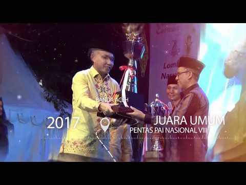 3 Tahun M Daud Pakeh sebagai Kakanwil Kemenag Aceh