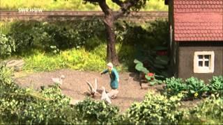preview picture of video 'Erlebnis Modellbahn Dresden - Anlagenträume im alten Schlachthof'