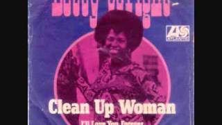 Clean Up Woman   Betty Wright (1971)