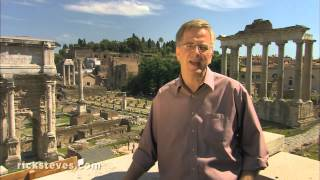 preview picture of video 'Rome, Italy: Roman Forum'