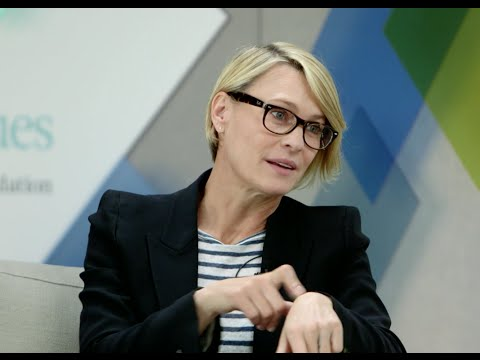 Robin Wright Opens Up About Being Paid Less Than Kevin Spacey