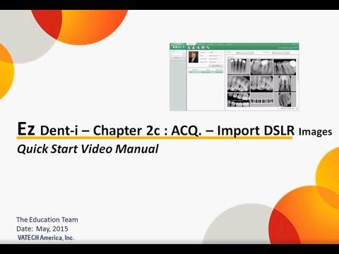 Chapter 02 2a Import DSLR