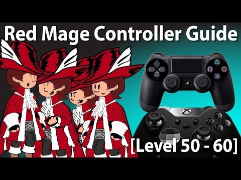 FFXIV Red Mage Controller and Macro Guide [Level 70