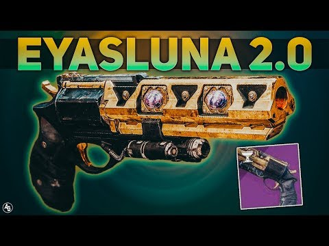 Austringer Hand Cannon Review (Eyasluna 2.0) | Destiny 2 Season of Opulence