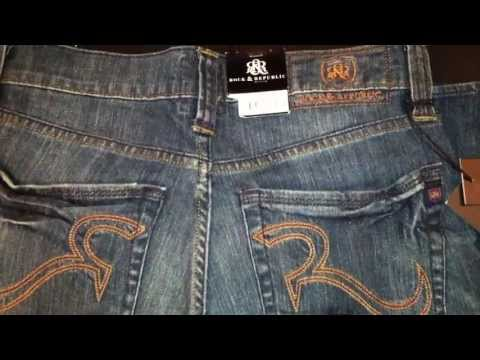 Rock & Republic Straight Leg Neil Men's Jeans Review