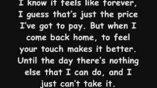 Simple Plan - I Can Wait Forever (lyrics)