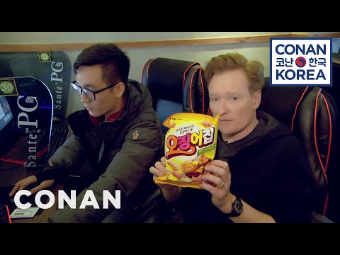 Conan v Koreji #3: Videoherní kavárna a lekce taekwonda