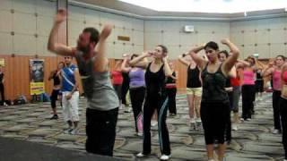 Aerobic dance -  Shimi Vaknin - Back to '80-'90