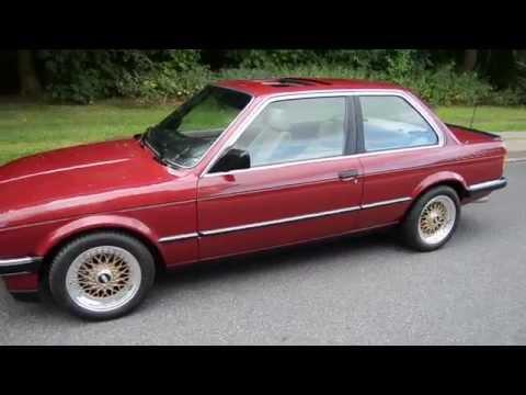 1985 BMW E30 325e Eisenmann