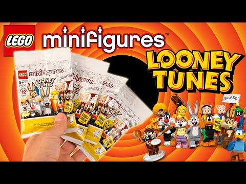 Vidéo LEGO Minifigures 71030 : Looney Tunes - Sachet surprise