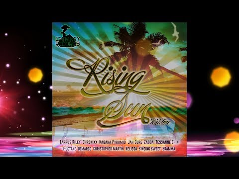 Rising Sun Riddim Mix (Dr. Bean Soundz)[Oct 2013 @chimneyrecords ]