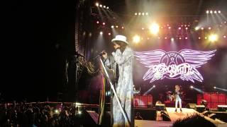 Aerosmith - Opening & Walkin' the Dog (Live in Sofia, Bulgaria, 17.05.2014)