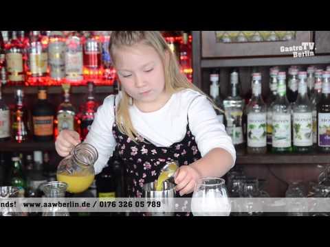 Barkeeper Ausbildung Berlin Florida IHK Barmixer