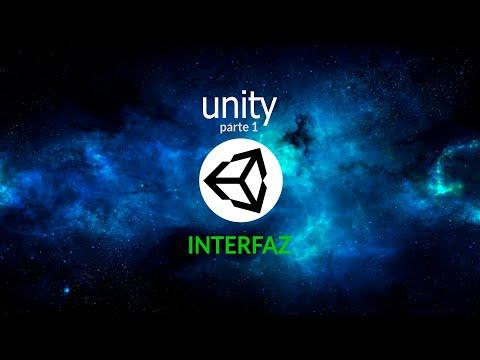 Introducción a Unity. Parte 1. Interfaz