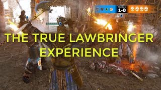 For Honor - Everyday Life of LOLbringer