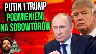 Donald Trump i Władimir Putin Podmienieni na Sobowtóry – Plociuch Spiskowe Teorie Przepowiednie Film