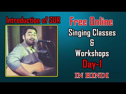 #Singing Free Online Singing Classes by Jayant Sankla | Singing Workshops | Singing Tutorial | Hindi