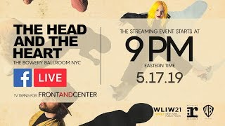 The Head And The Heart Live From The Bowery Ballroom