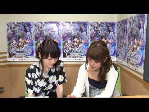 【声優動画】花澤香菜と井口裕香がチェンクロのガチャを引きまくった結果wwwwww
